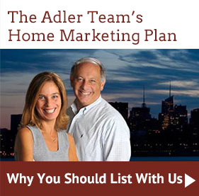 The Adler's Team Home Marketing Plan